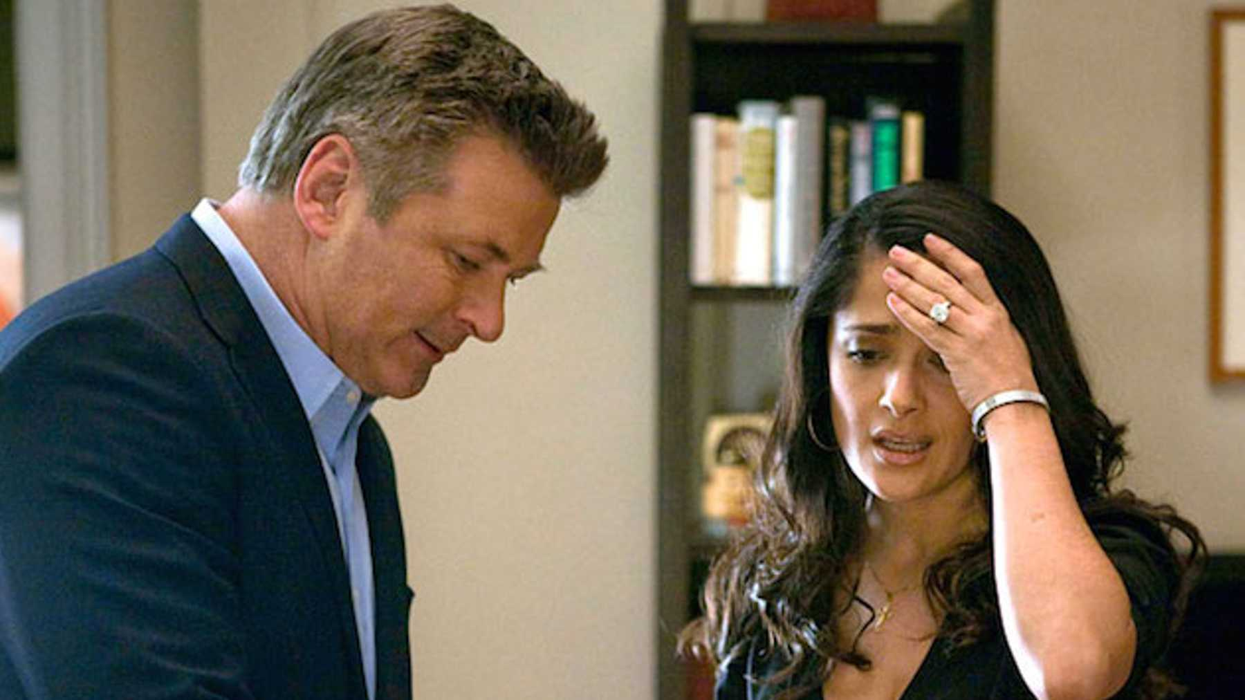 Alec Baldwin And Salma Hayek Are Drunk Parents | Movies | Empire
