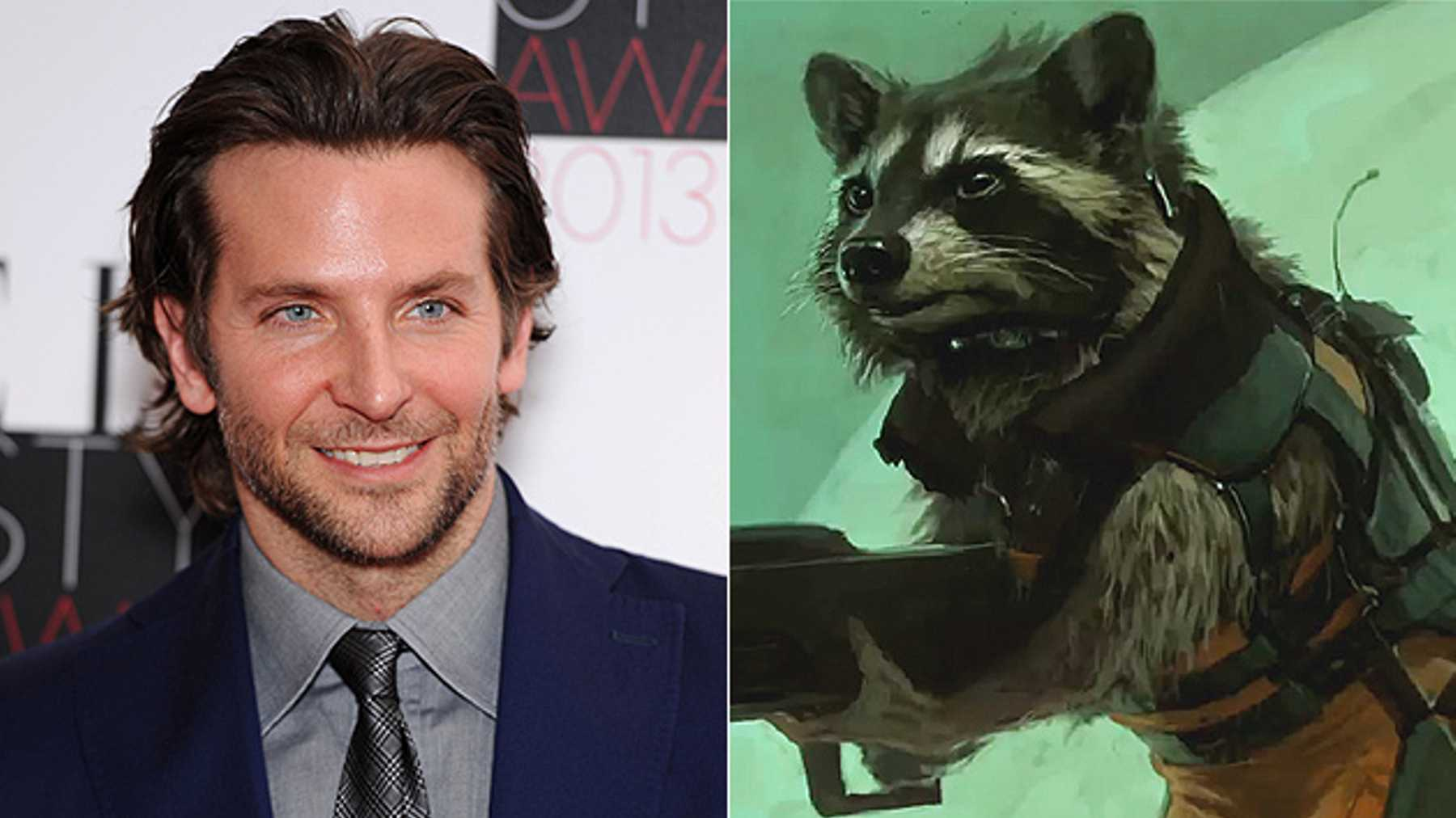 guardians of the galaxy bradley cooper
