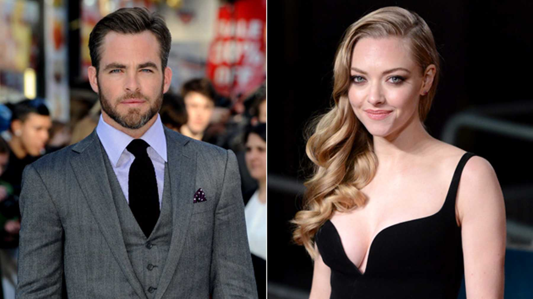Amanda Seyfried Dr House chris pine joins z for zachariah   movies   empire