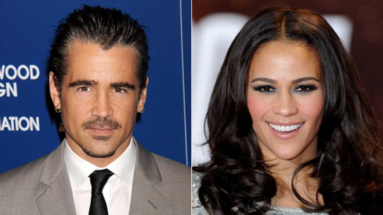 Colin Farrell Paula Patton Eyed For Warcraft Movies Empire
