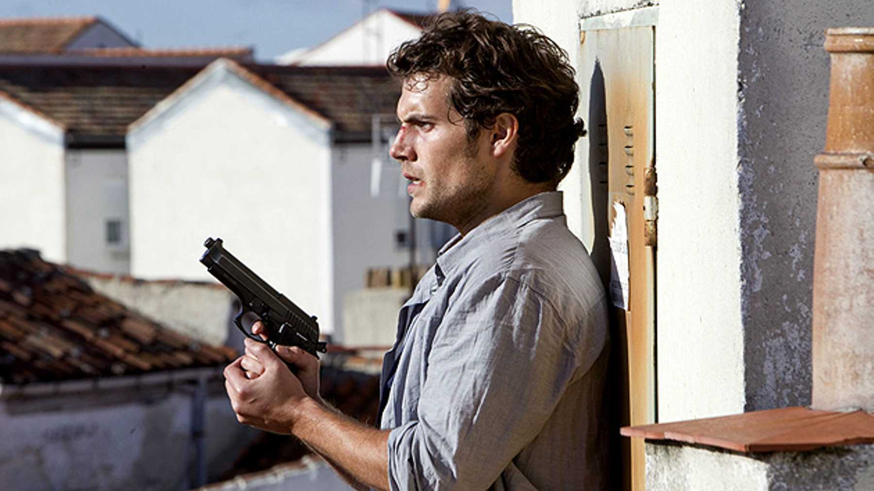 Henry Cavill In Talks For Man From U N C L E Movies Empire