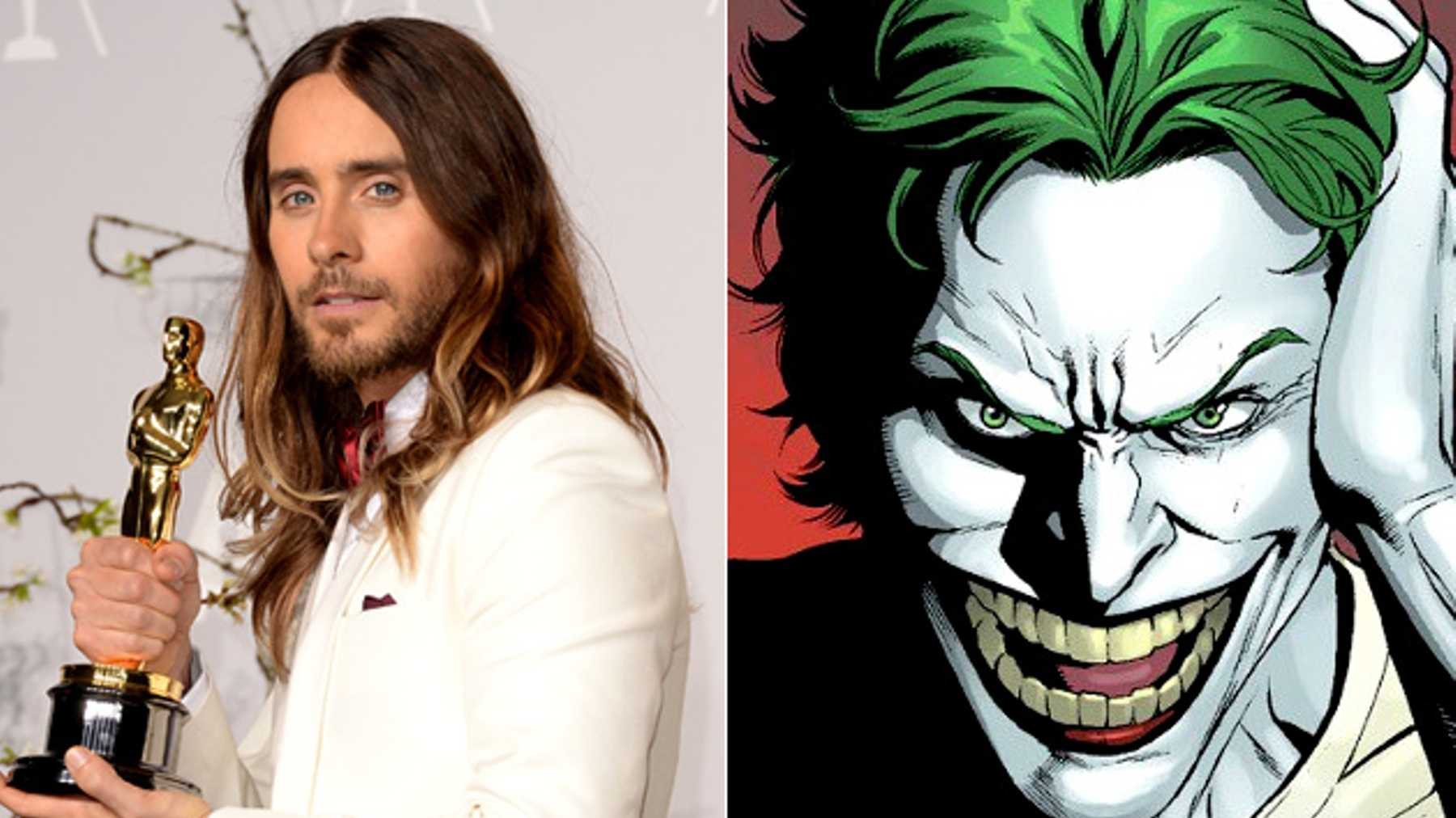 Jared Leto Could Be The Suicide Squad S Joker Movies Empire