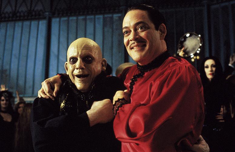 Dating your brother in law cousin it addams