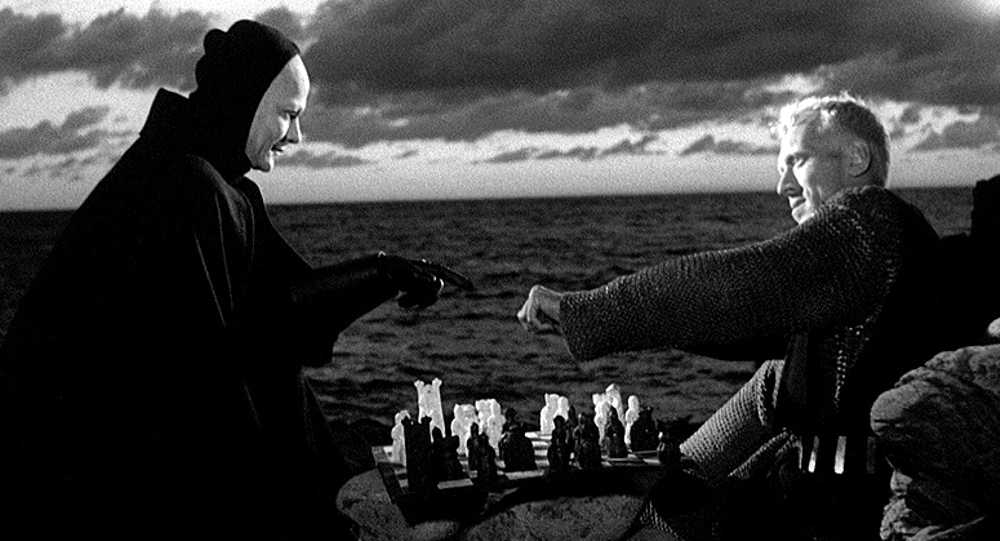 The Seventh Seal's Chess Match Analysed | Movies | Empire