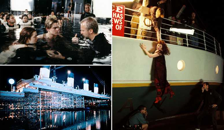 The Making Of Titanic | Movies | Empire