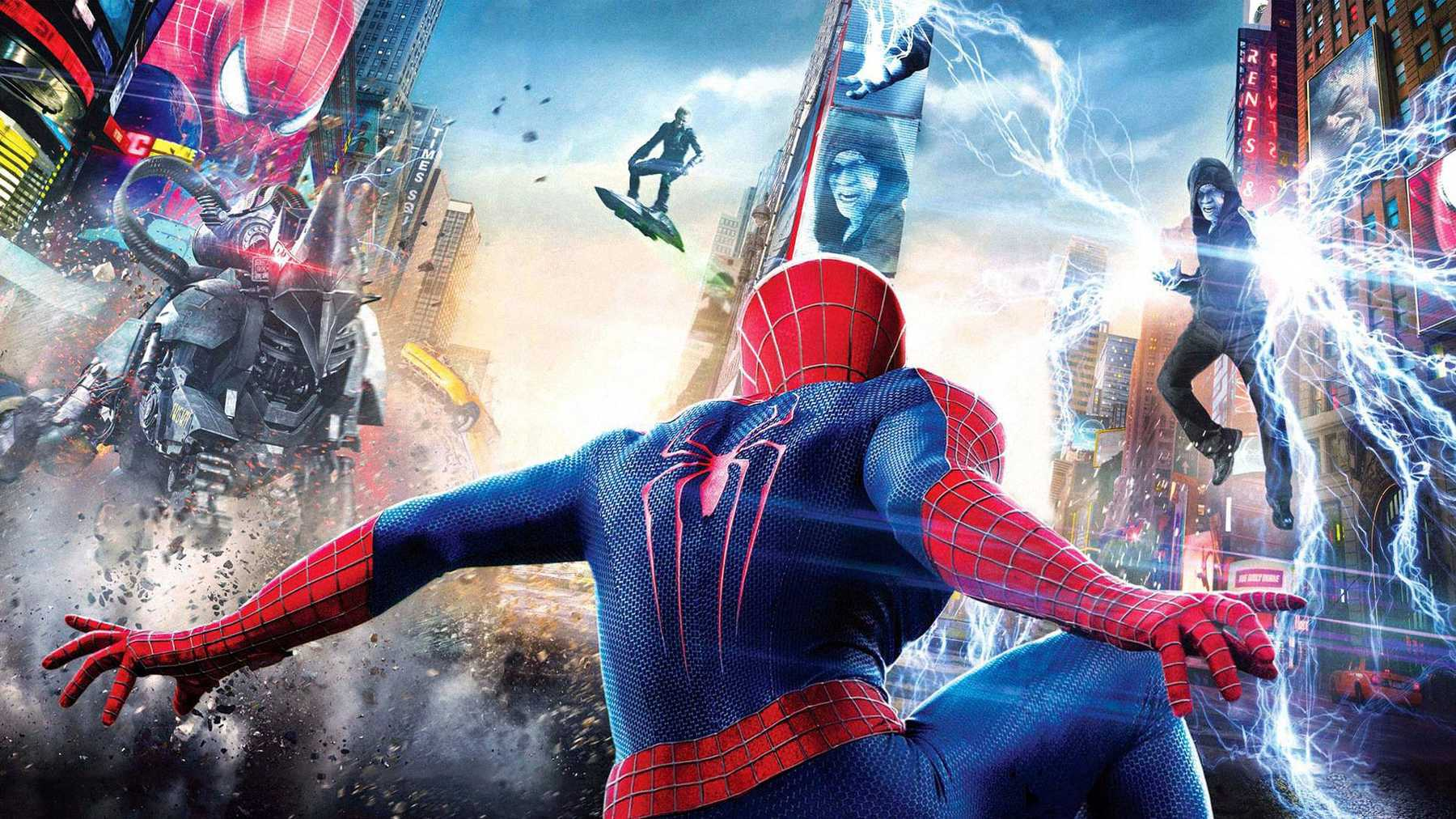 Amazing Spider-Man 2, The Review | Movie - Empire