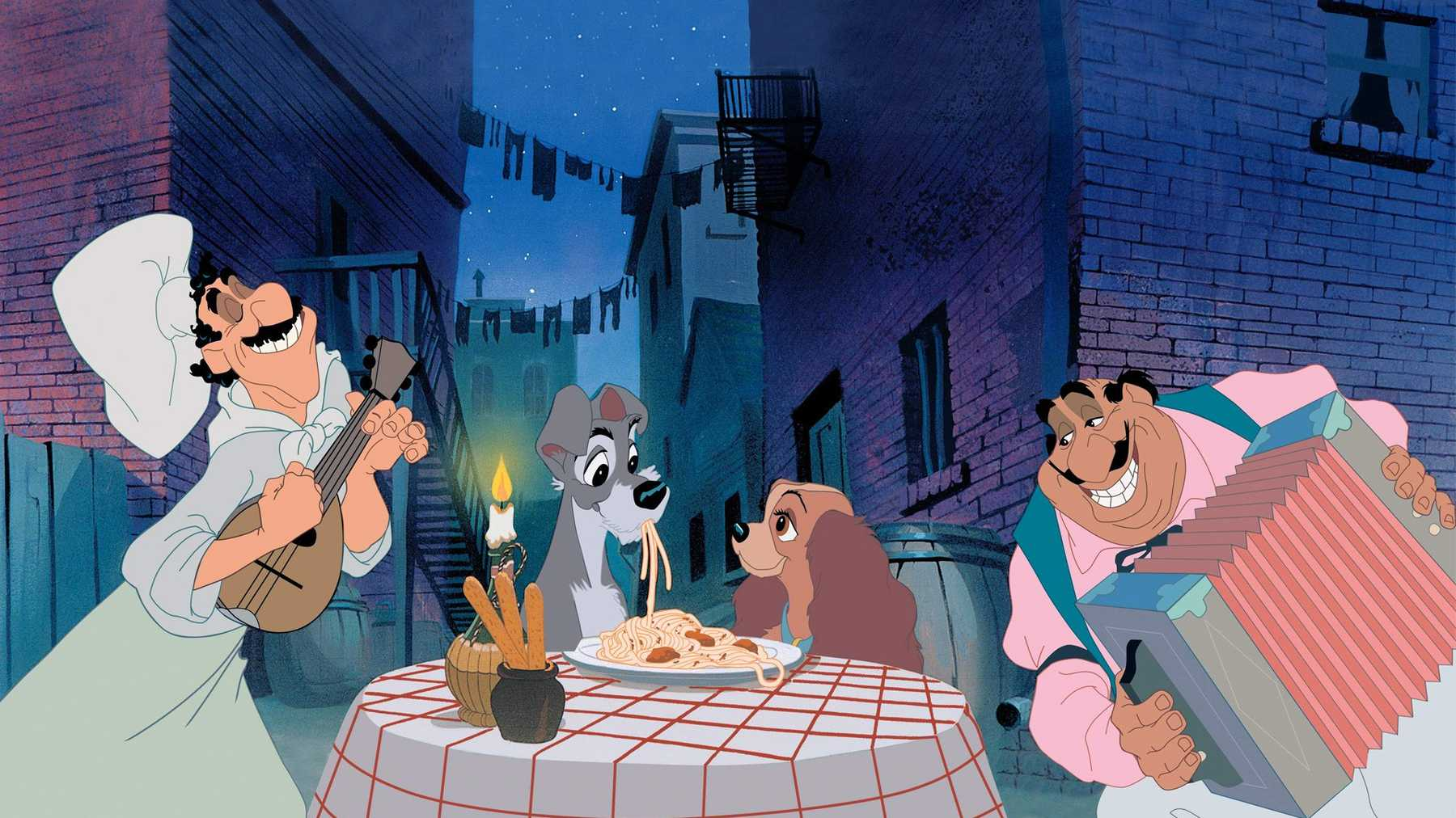 Lady And The Tramp Review Movie Empire
