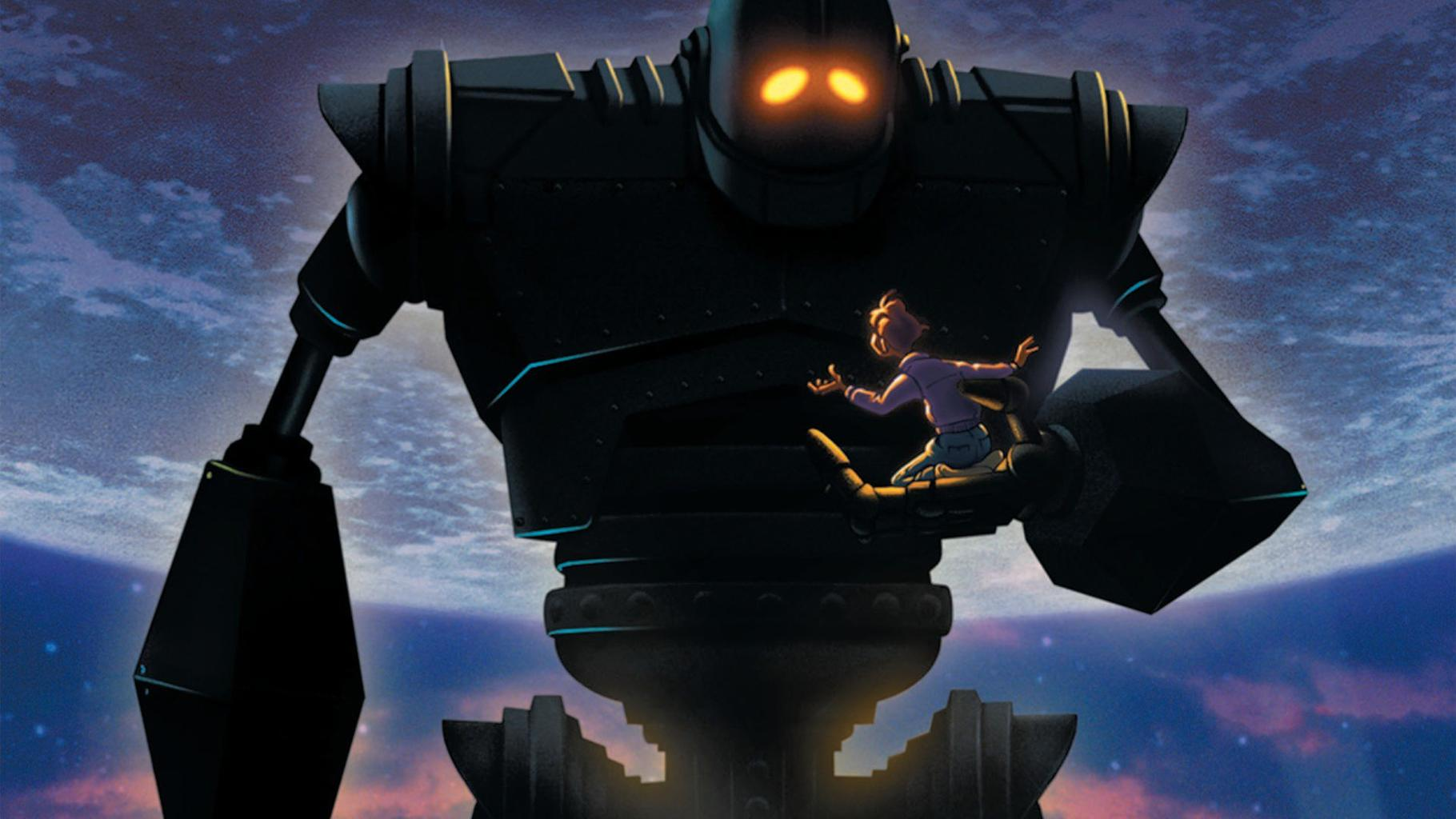 Iron giant game