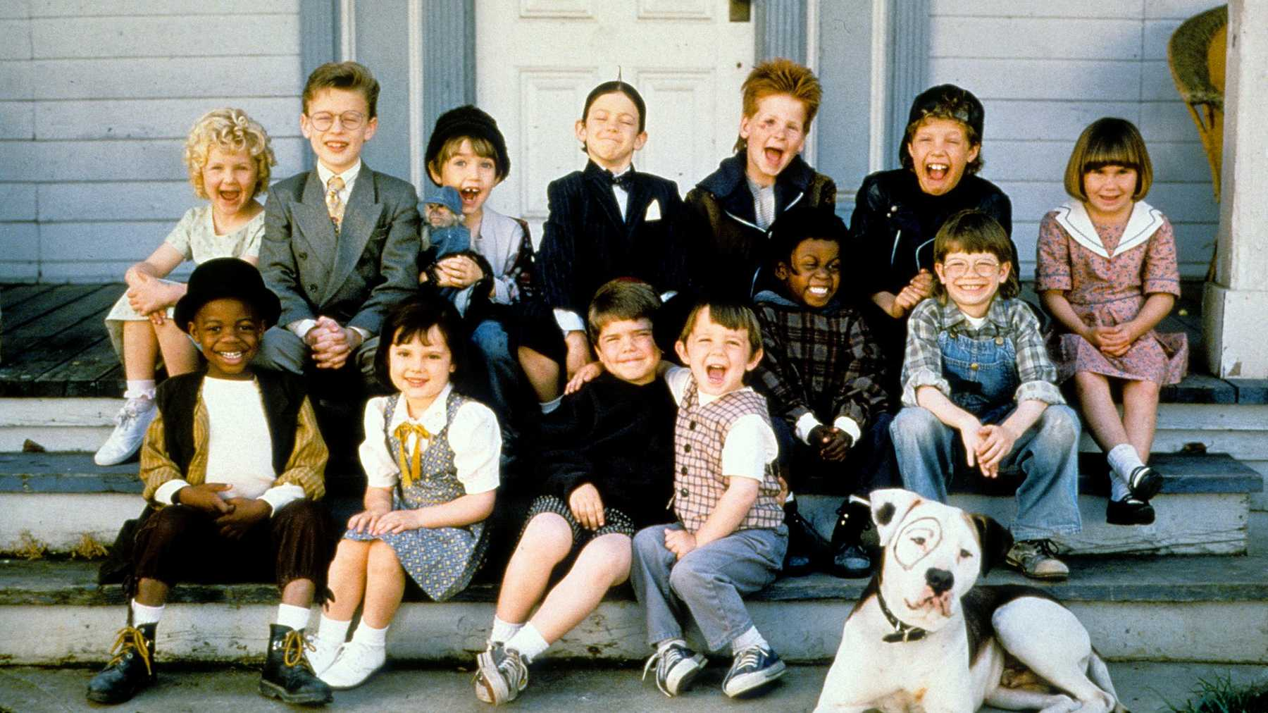 Little Rascals The Review Movie Empire