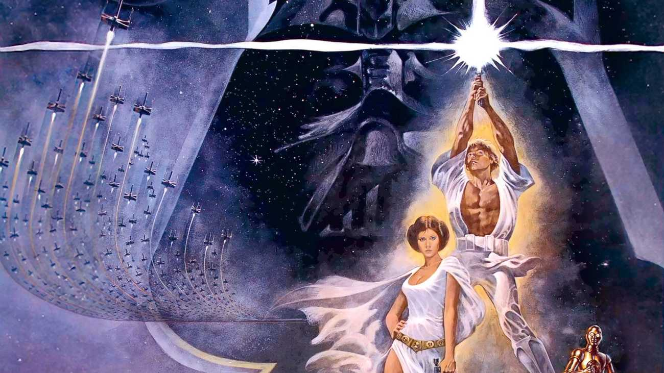 Star Wars Episode Iv A New Hope Review Movie Empire