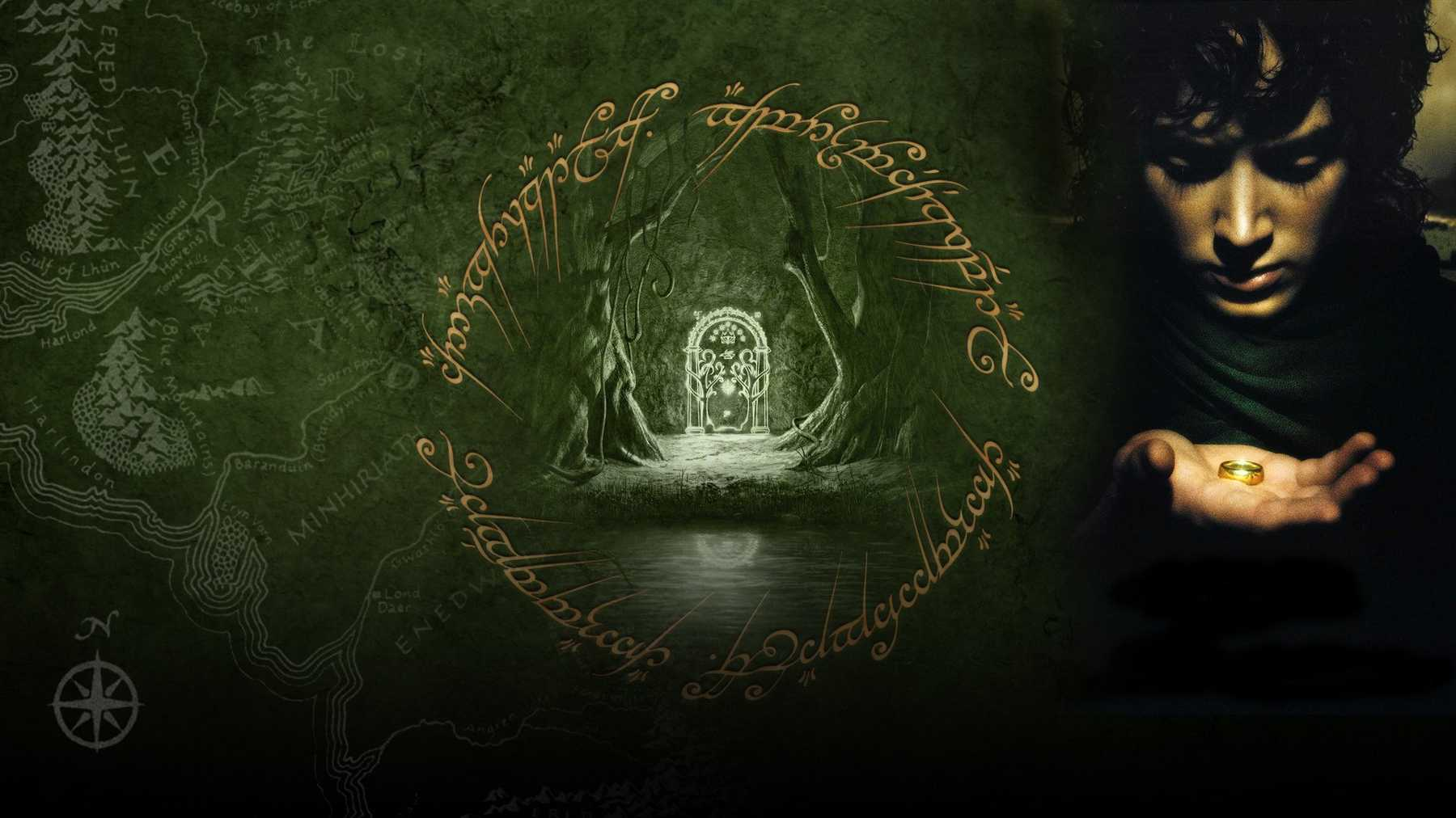 Lord Of The Rings The Fellowship Of The Ring Review Movie Empire