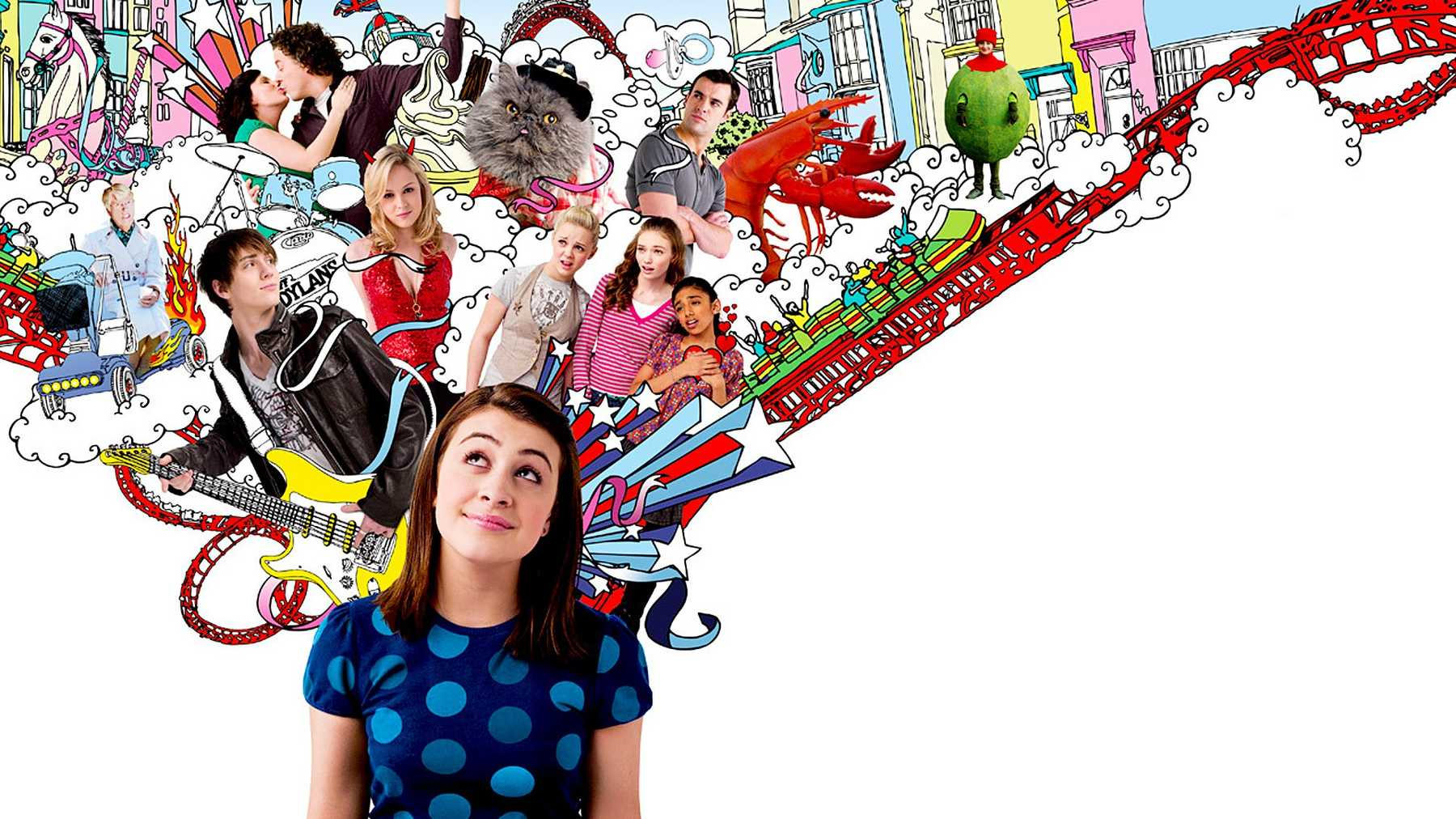 Angus Thongs And Perfect Snogging Cast angus, thongs and perfect snogging review | movie - empire