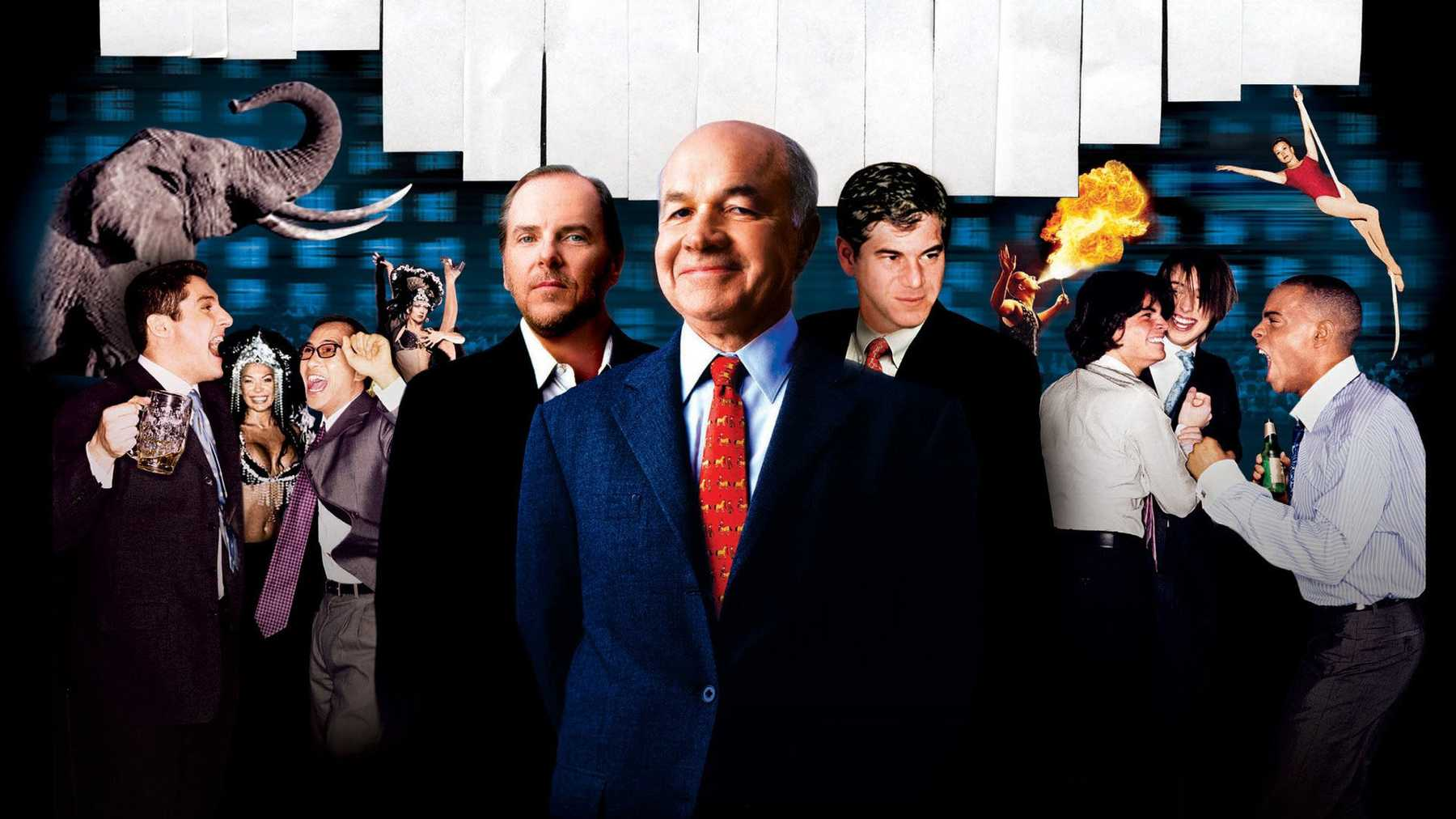 Enron: The Smartest Guys In The Room Review | Movie - Empire