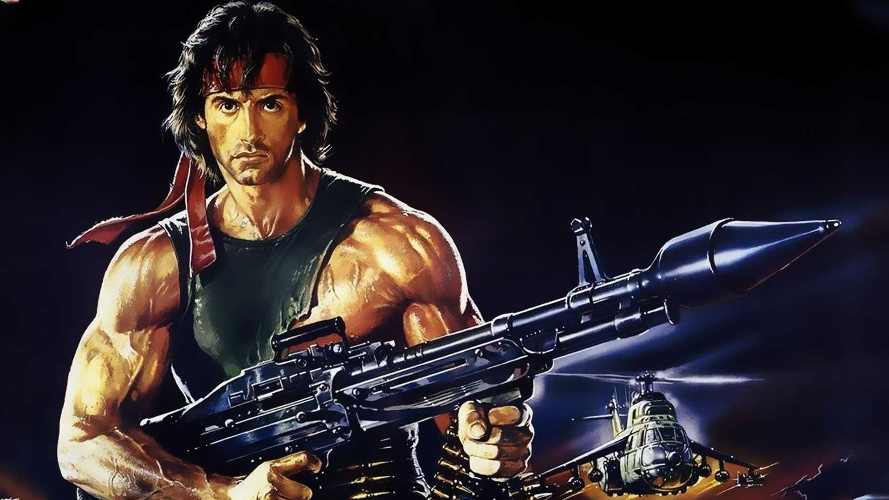 Rambo First Blood Part Ii Review Movie Empire