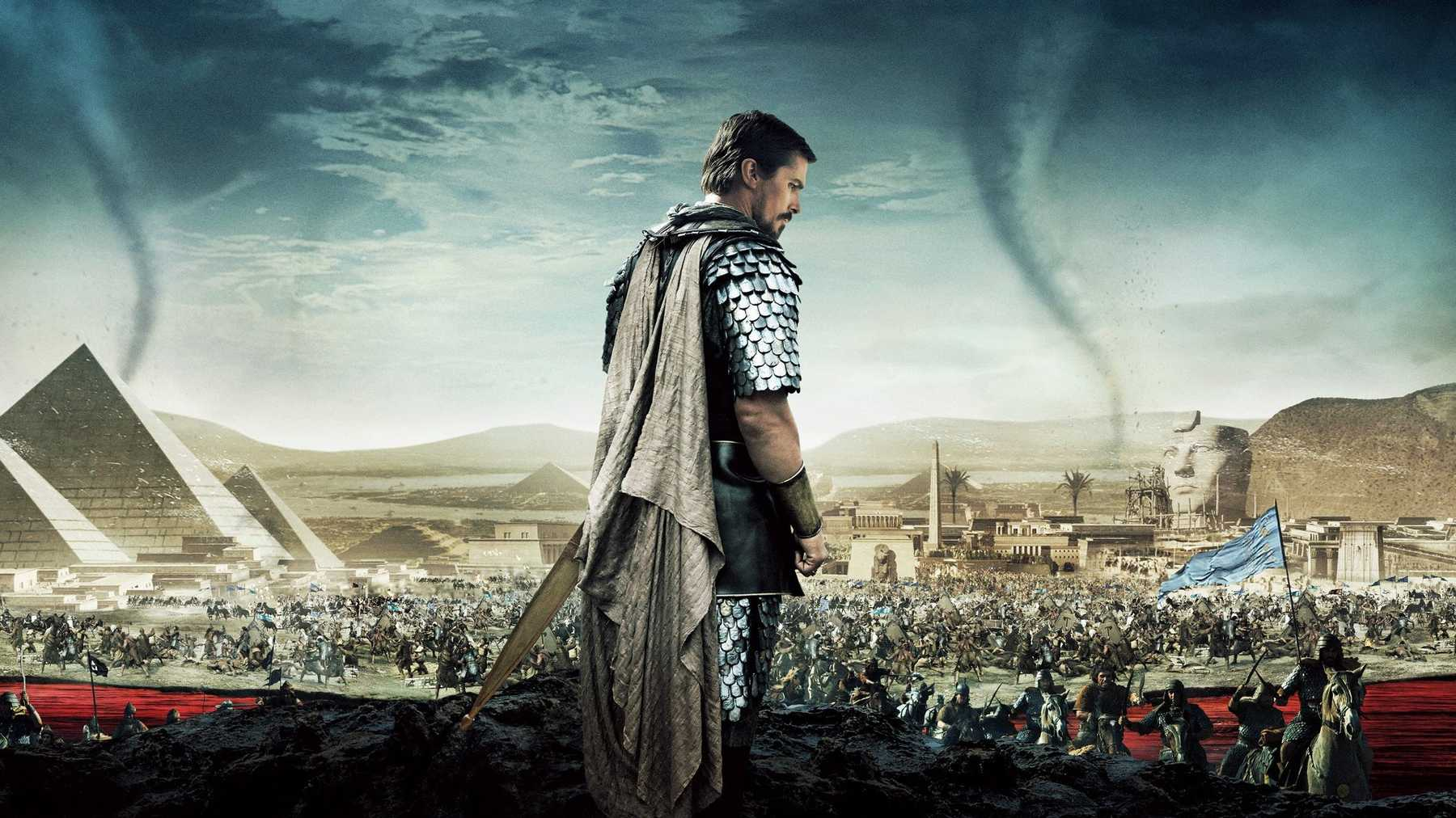 Omslagsbild för filmen Exodus: Gods And Kings