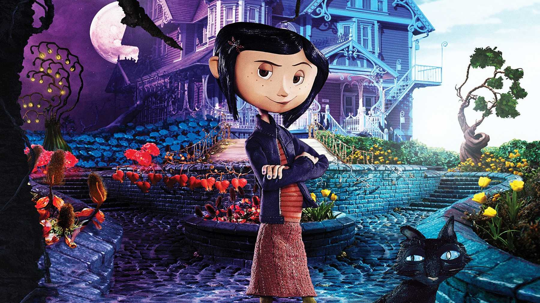 Coraline Review | Movie - Empire