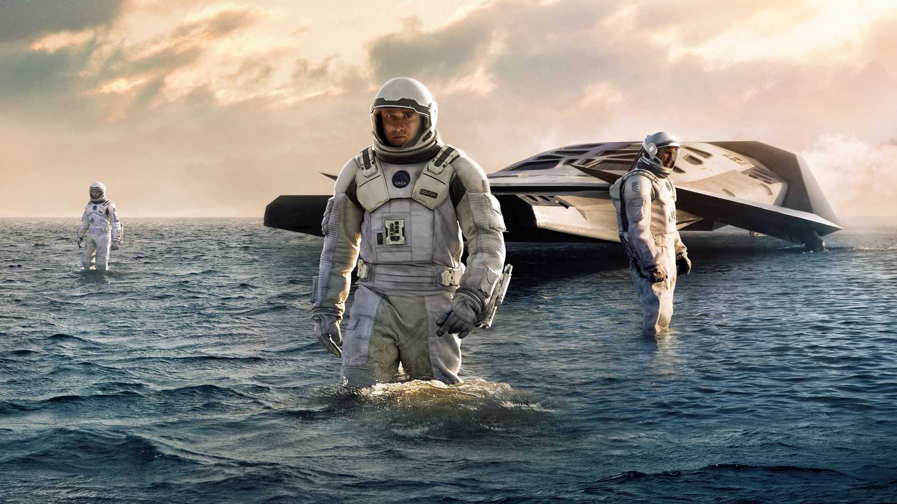 Interstellar Review Movie Empire