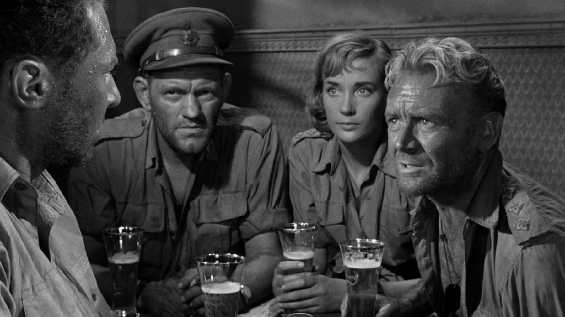 War Movie : Ice Cold In Alex (1958)