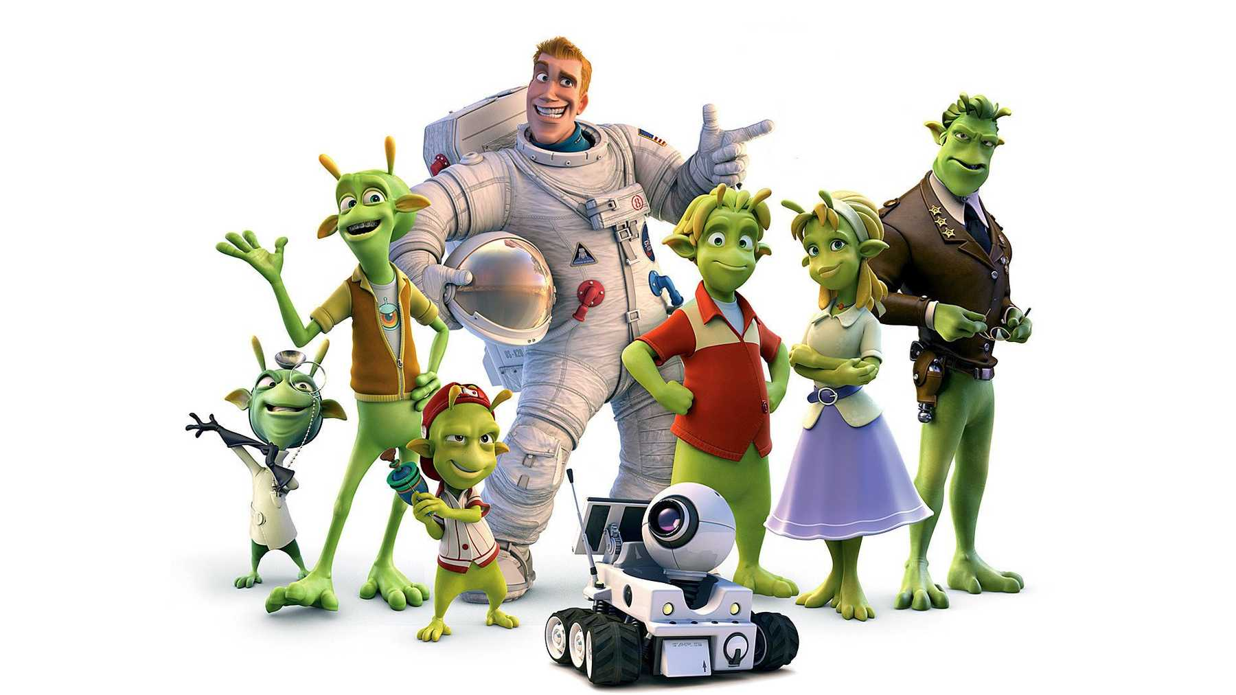 Planet 51 Review | Movie - Empire
