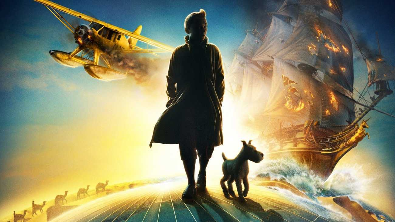 Tintin 2: Five Things To Expect   Movies   Empire