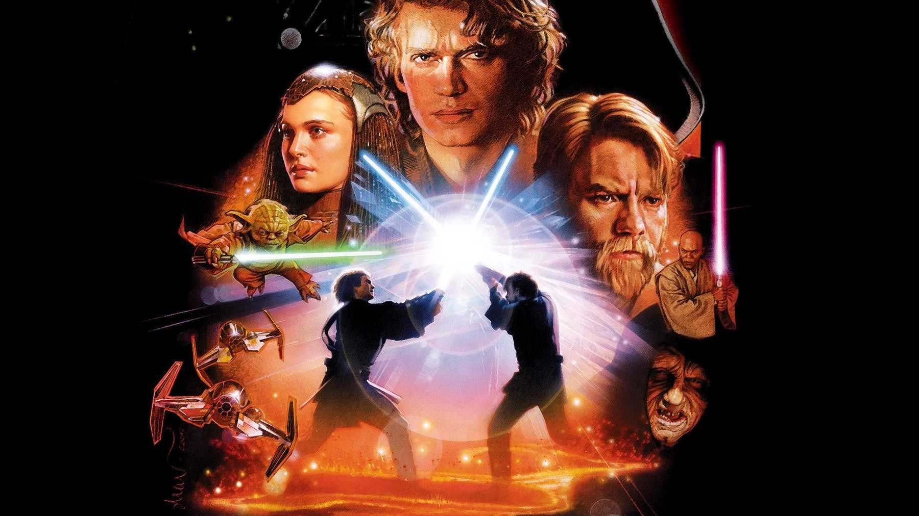 Star Wars Episode Iii Revenge Of The Sith Review Movie Empire