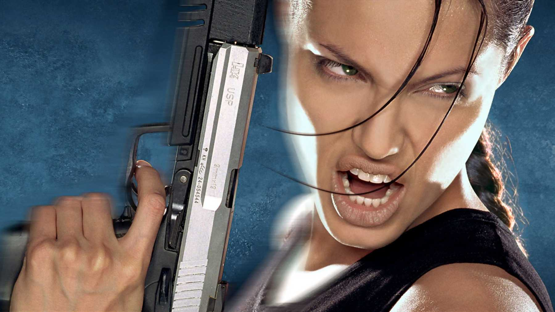 Lara Croft Tomb Raider Review Movie Empire