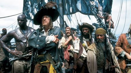 Pirates Of The Caribbean: The Curse Of The Black Pearl Review | Movie -  Empire