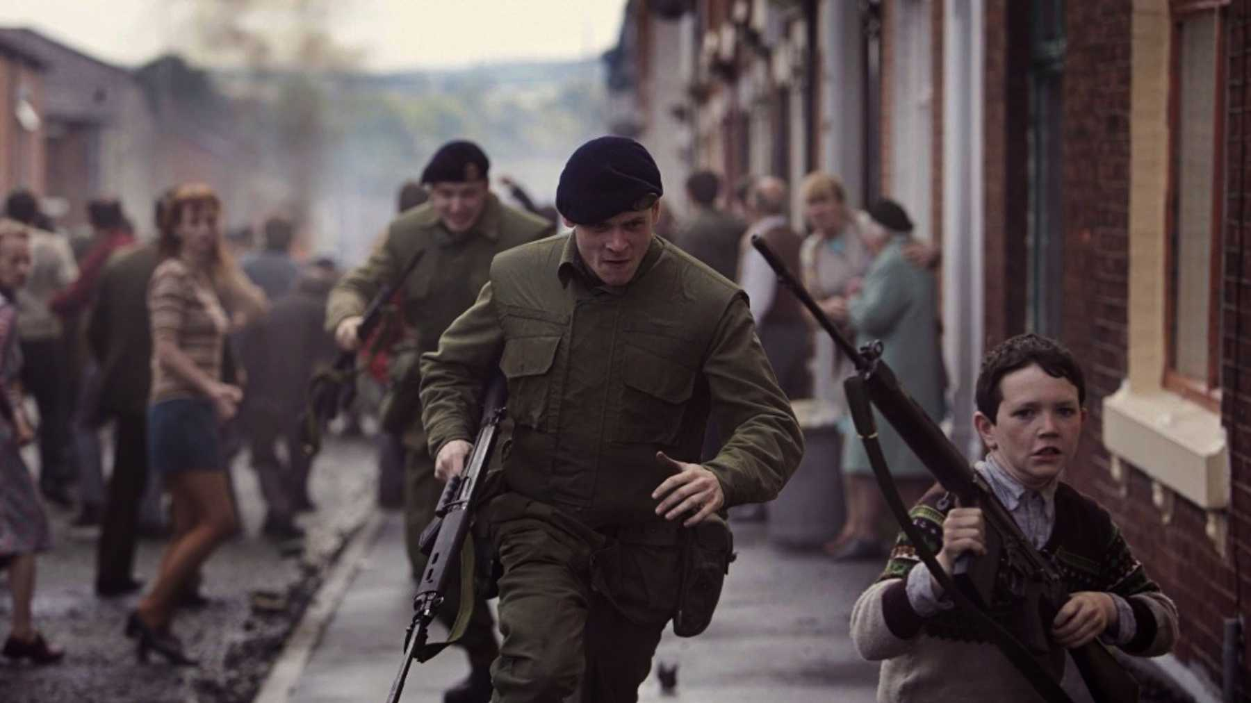 How I Made '71 By Yann Demange | Movies | Empire