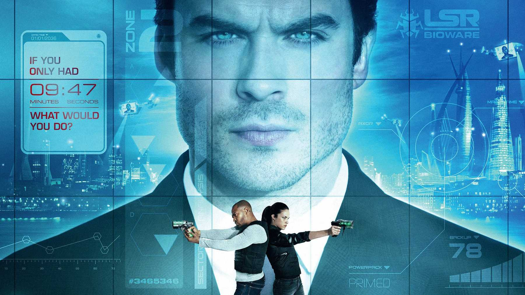 Anomaly, The Review   Movie - ...