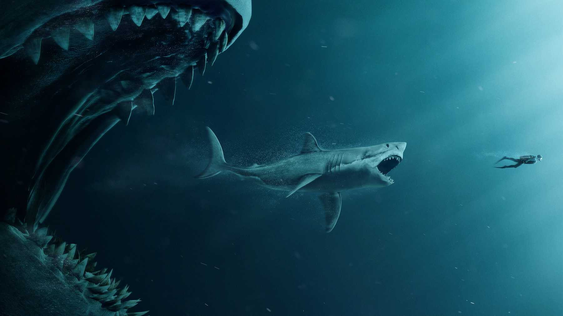 The Meg News Review Movies Empire