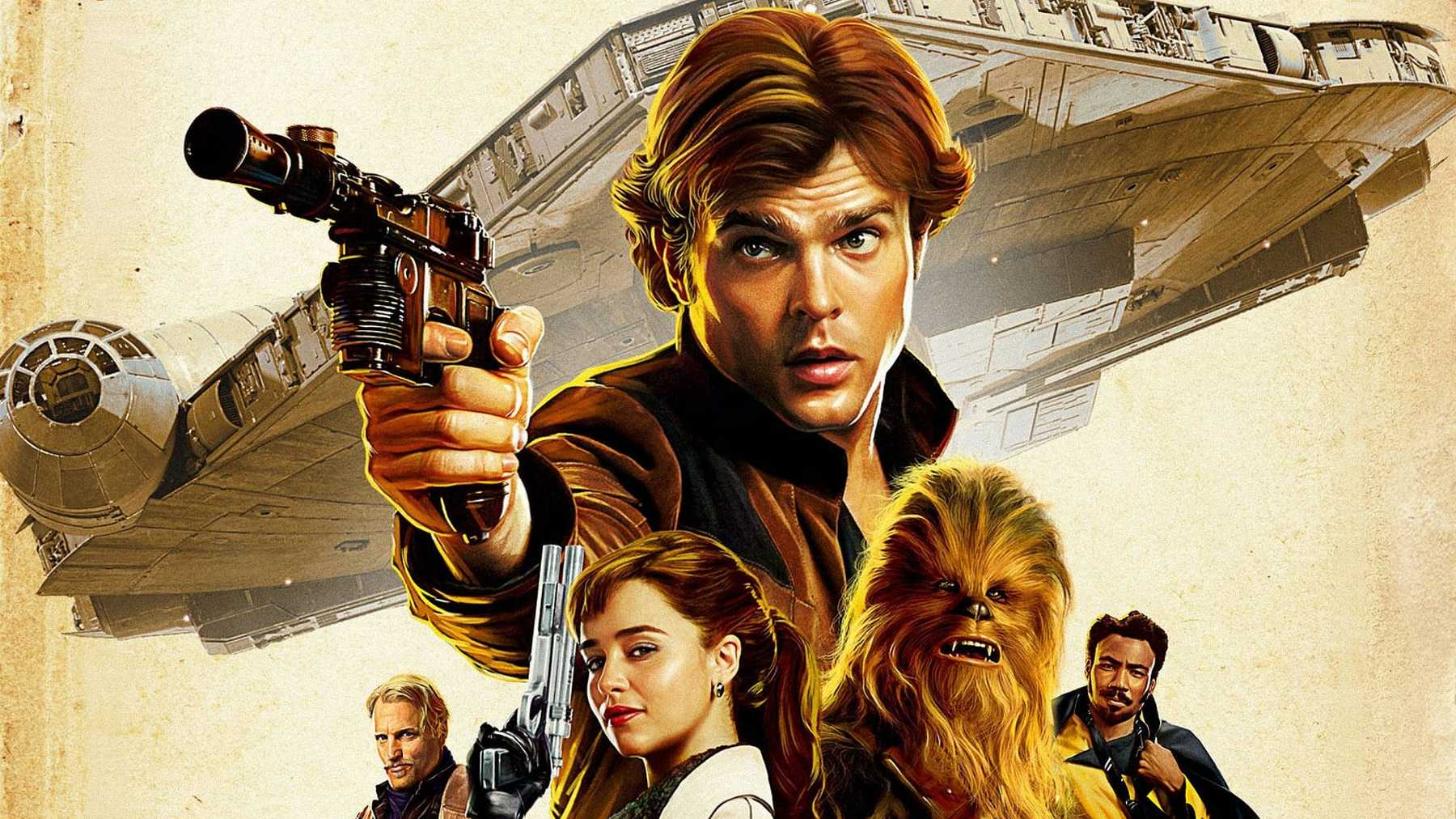 Solo: A Star Wars Story News & Review | Movies - Empire
