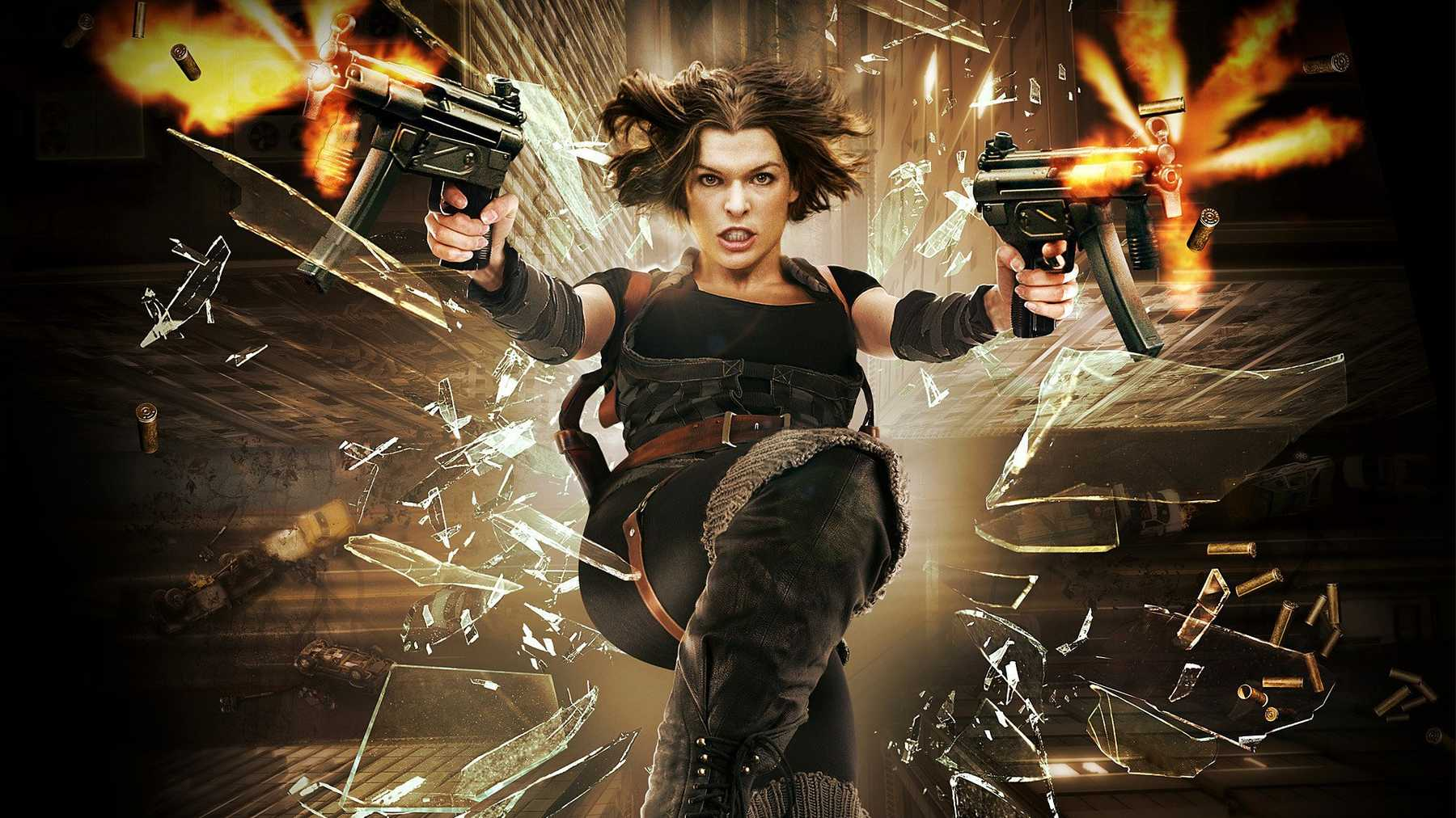 Resident Evil Afterlife Review Movie Empire