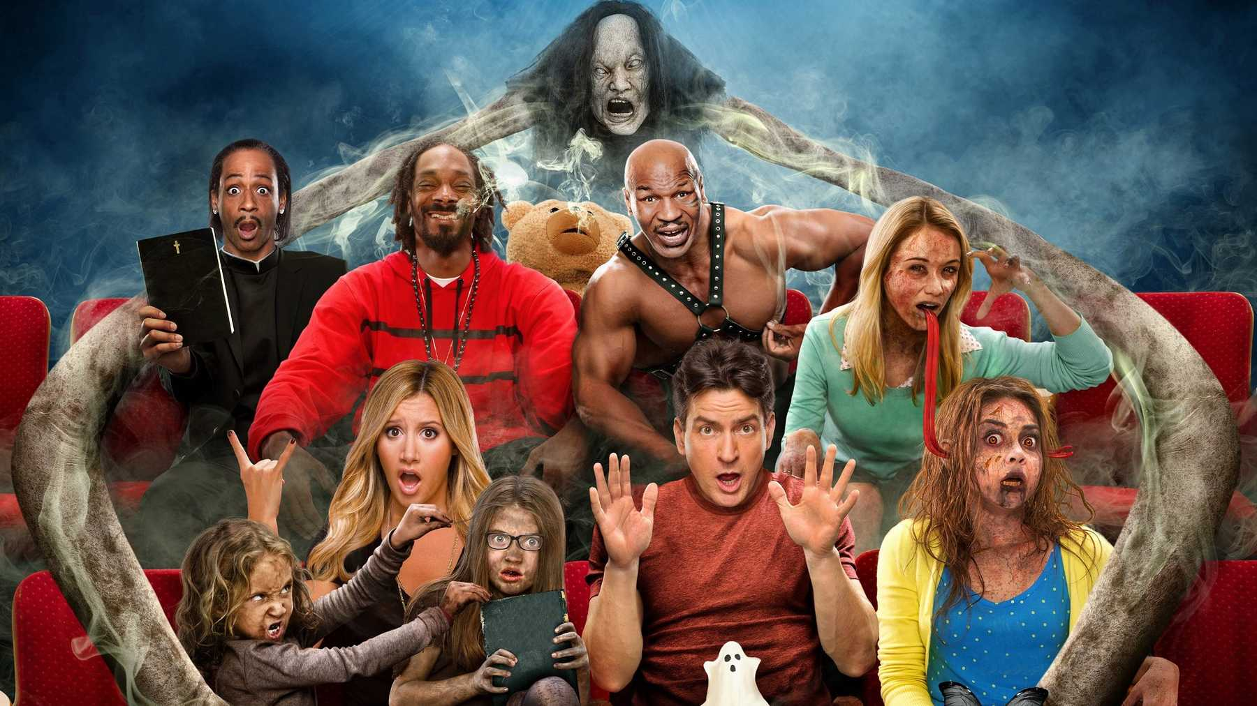 Scary Movie 5 Review Movie Empire
