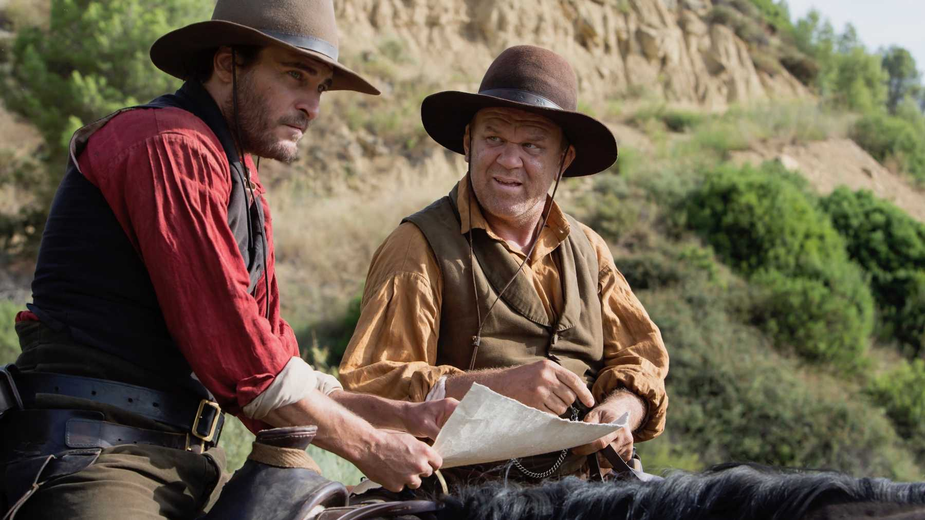 The Sisters Brothers News & Review   Movies - Empire