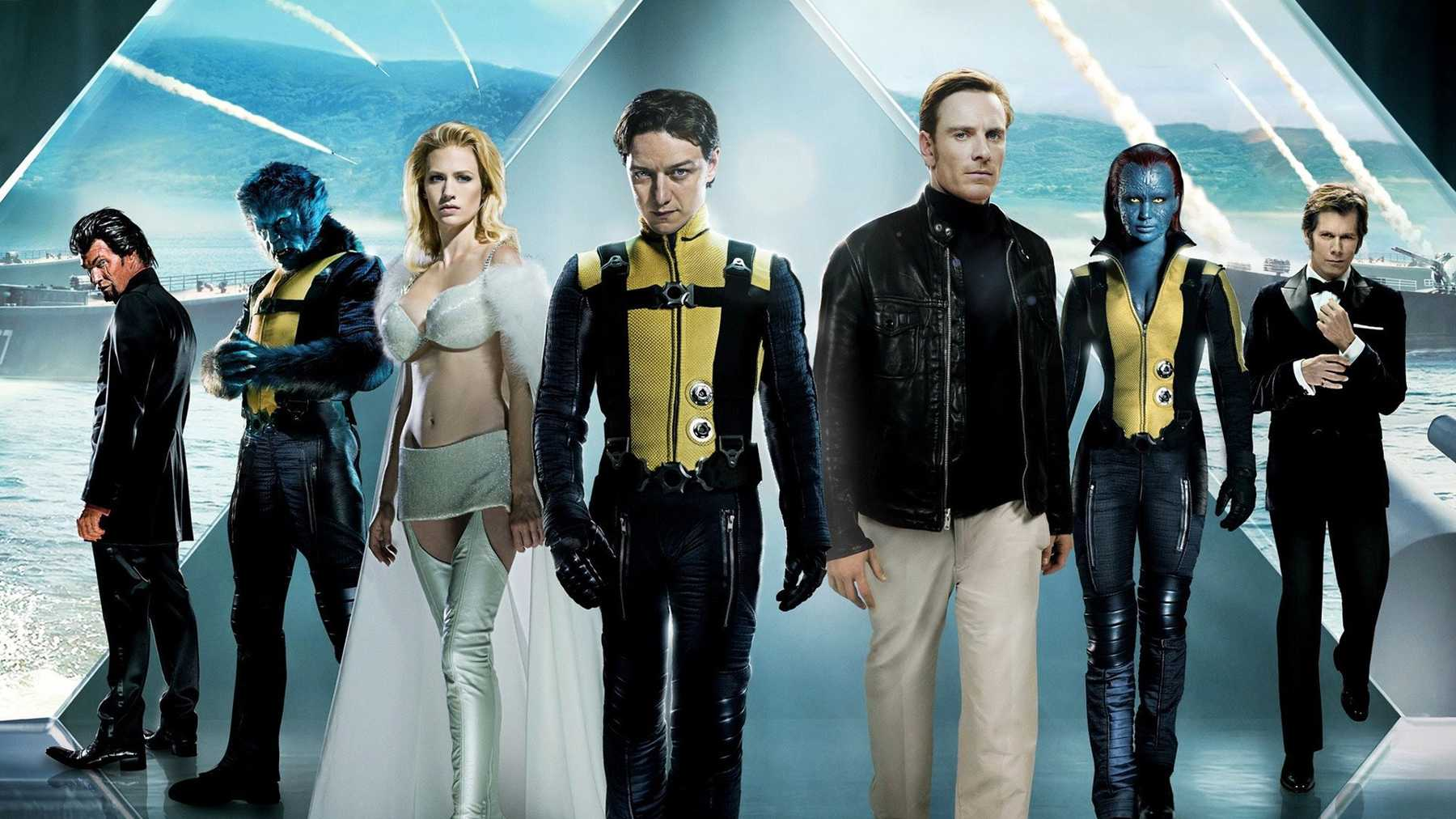 Image result for x men first class
