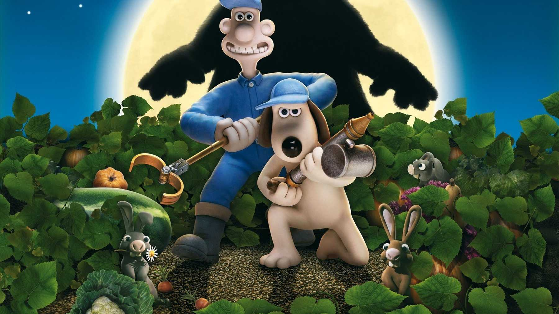 Wallace & Gromit: The Curse Of The Were-Rabbit Review | Movie - Empire