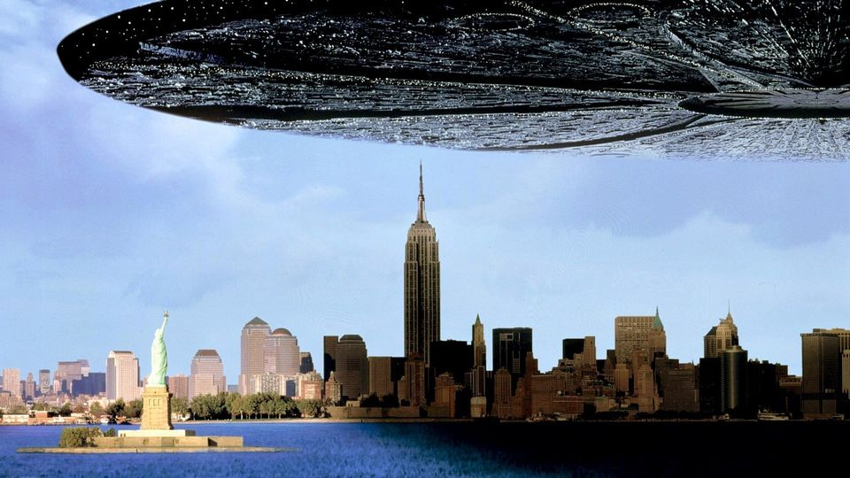 Independence Day Review | Movie - Empire