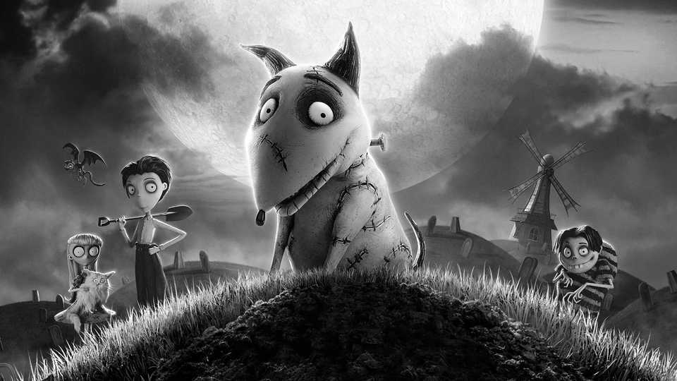 Frankenweenie Review Movie Empire