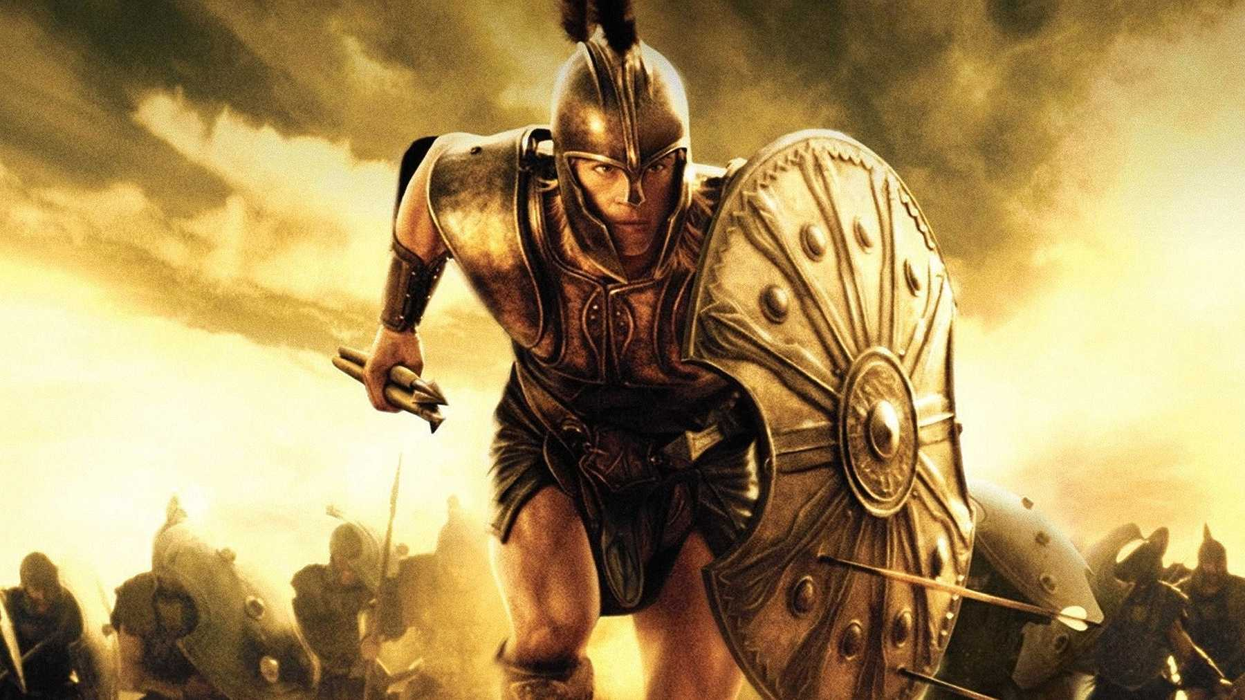 Troy Review Movie Empire