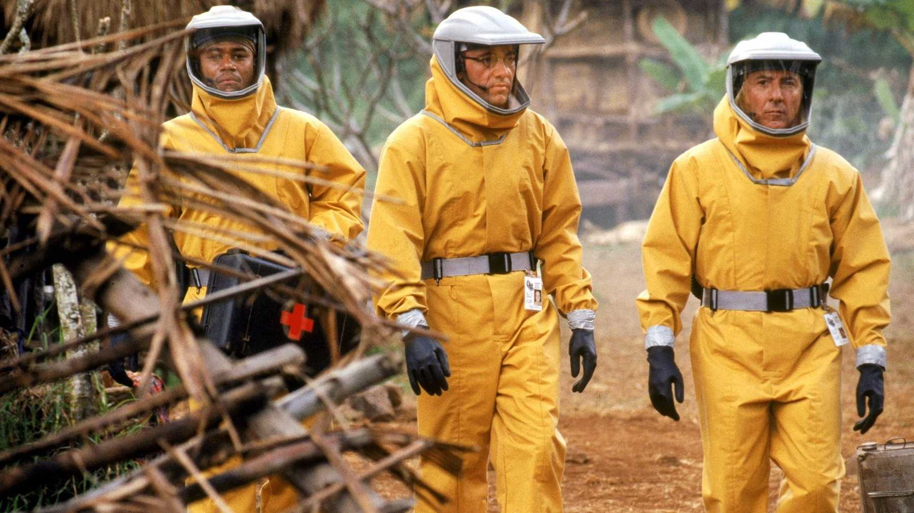 Outbreak Review | Movie - Empire