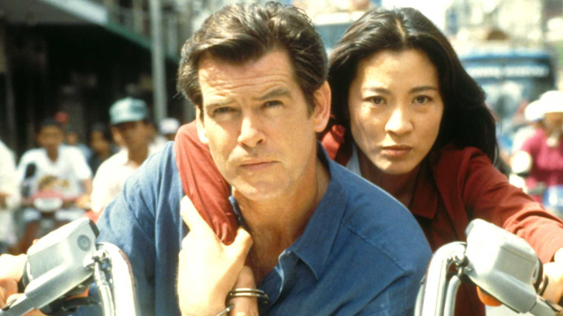 Tomorrow Never Dies Review | Movie - Empire