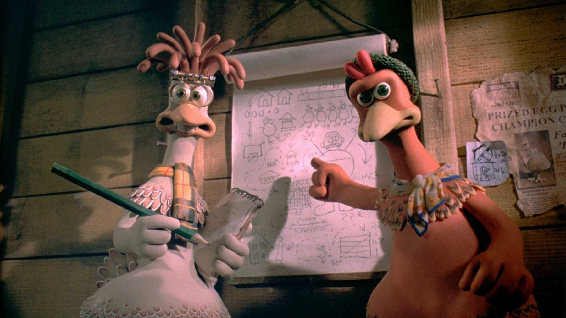 Chicken Run Review | Movie - Empire