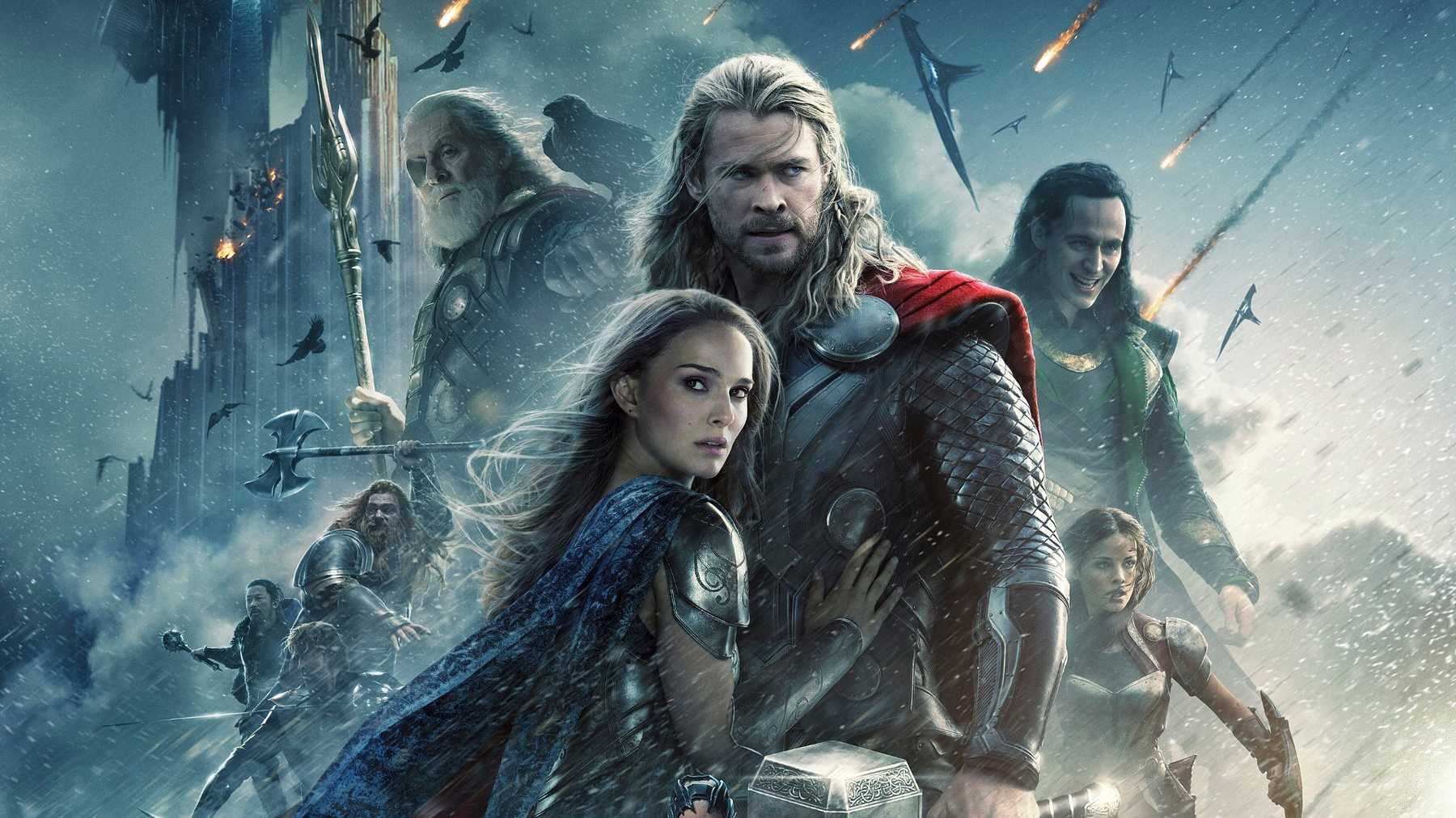 Thor: The Dark World Review | Movie - Empire