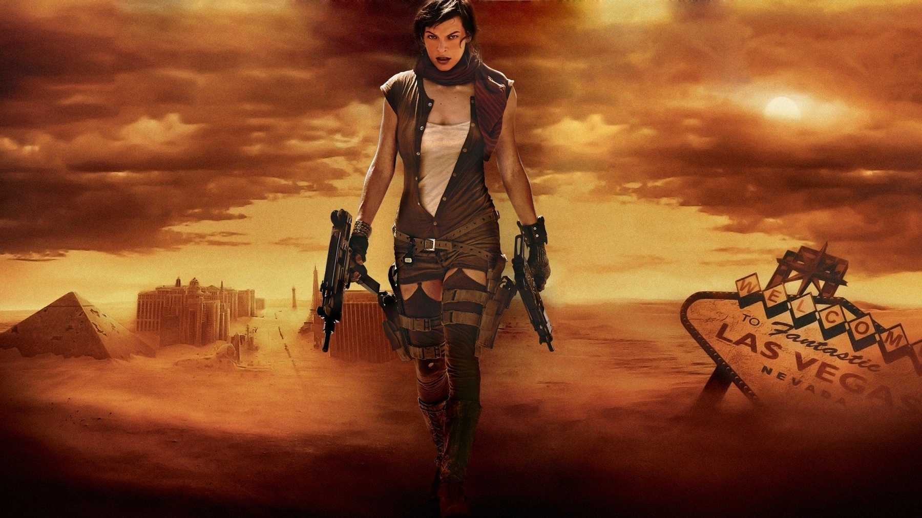Resident Evil Extinction Review Movie Empire