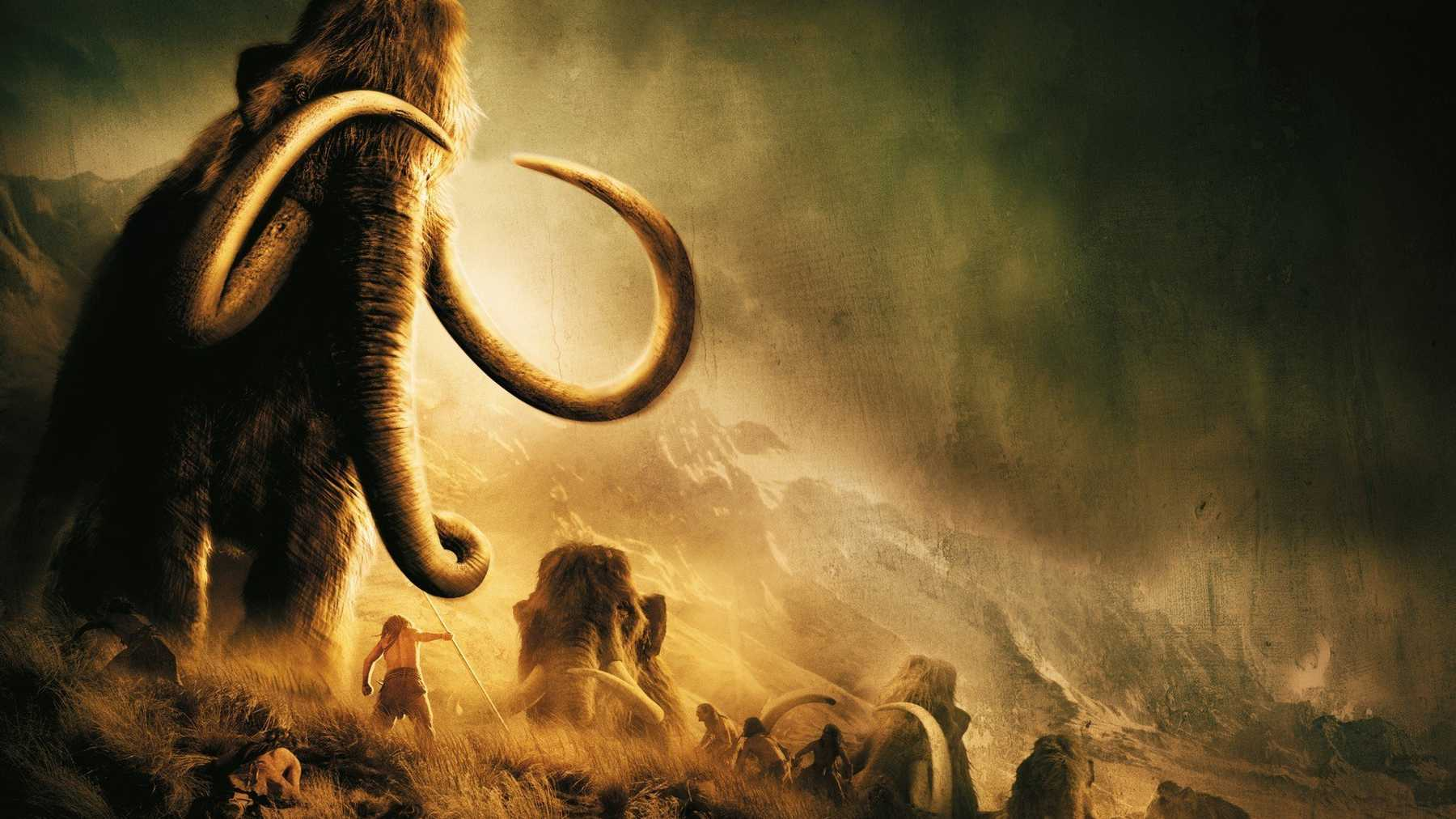 10,000 BC Review   Movie - Empire