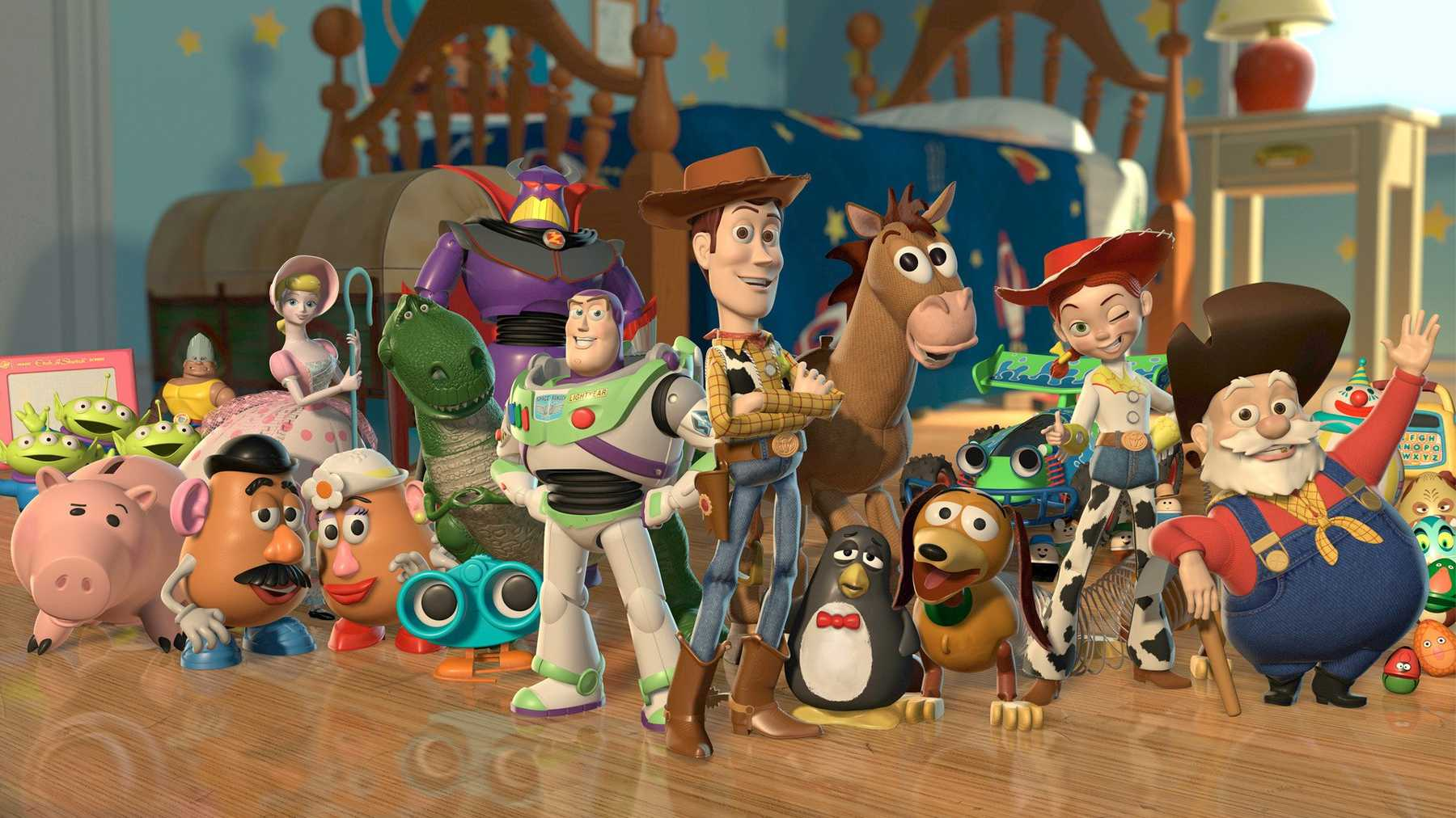 Toy Story 2 Review | Movie - Empire