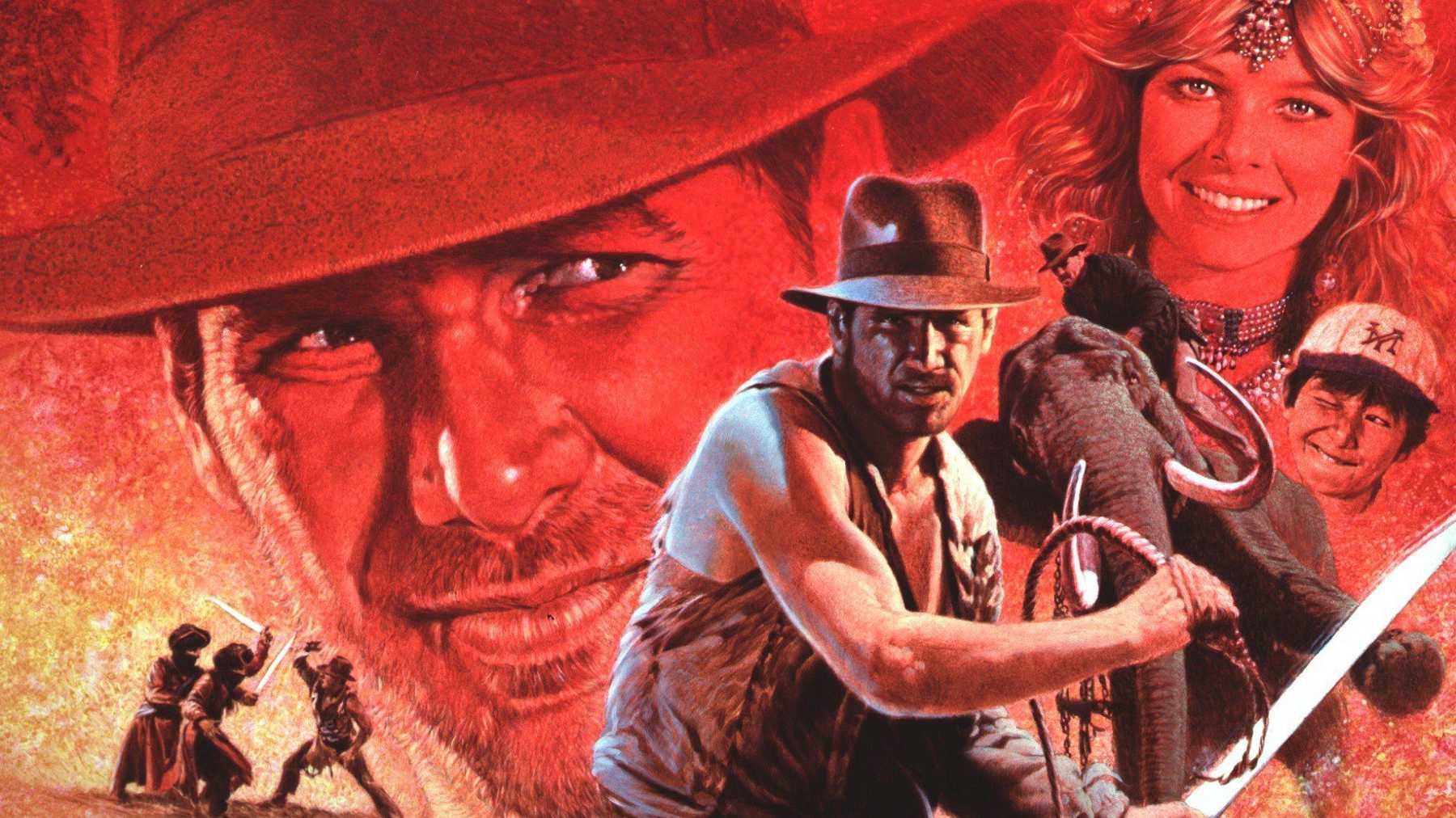 The Making Of Indiana Jones And The Temple Of Doom | Movies