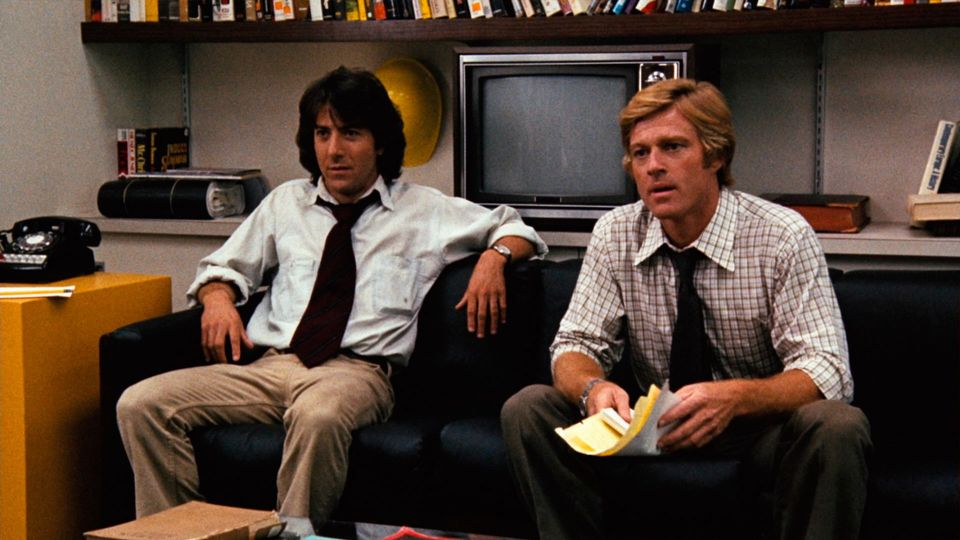 """""""All The President's Men"""" review"""