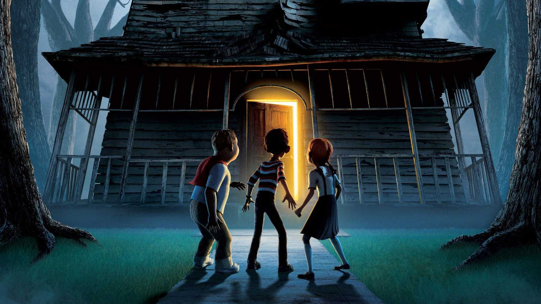 Monster House Review Movie Empire
