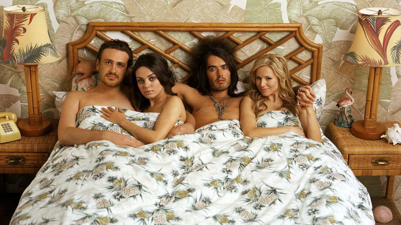 Forgetting Sarah Marshall Review Movie Empire